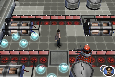 Doctor Who: The Mazes of Time iPhone game app review ...
