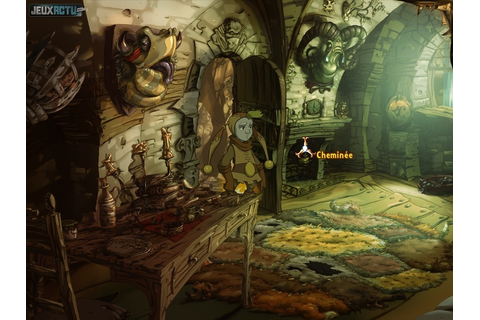 Test Les Chroniques de Sadwick The Whispered World PC