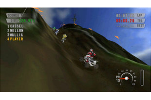 MX vs. ATV: On the Edge Game | PSP - PlayStation