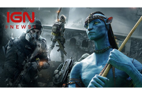 Ubisoft Announces New Game Based on James Cameron's Avatar ...