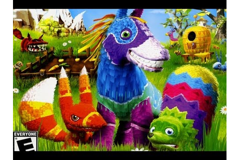 CGRundertow VIVA PINATA for Xbox 360 Video Game Review ...