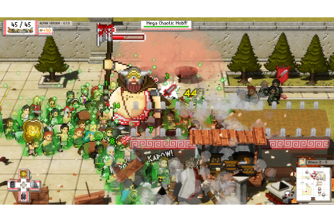 Okhlos: Omega - Download Free Full Games | Arcade & Action ...