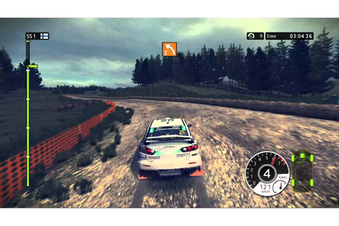 WRC 2 2011 PC Gameplay Part 1/2 (HD) (WRC FIA World Rally ...