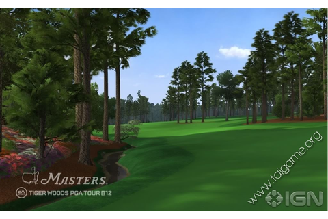 Tiger Woods PGA Tour 12: The Masters - Download Free Full ...