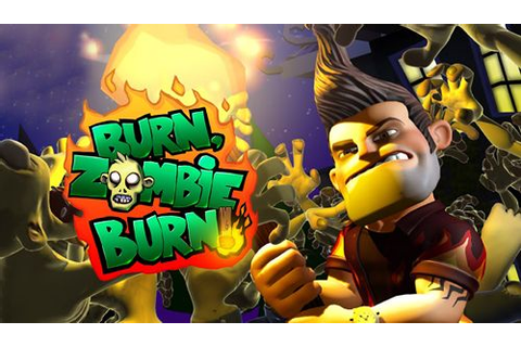 Burn zombie, burn iPhone game - free. Download ipa for ...
