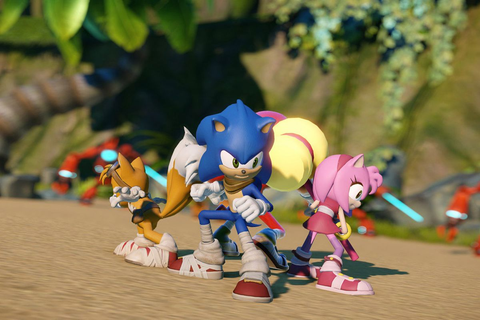Sonic Boom gives Sega's series a new look, two new ...