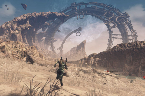 Xenoblade Chronicles X is the huge, wondrous sci-fi world ...