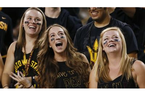 ASU asks fans to not paint faces before 'blackout' game