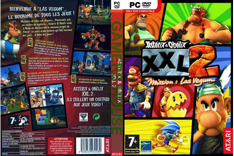 Our Back To 01-10-2012: Asterix And Obelix XXL 2 Mission ...