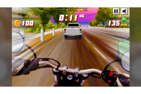Highway Rider Extreme! Cool Motorbike Riding Game for Kids ...