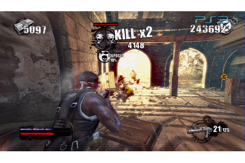 [PS3]50 Cent: Blood on the Sand (2009) [FULL][ENG][L ...