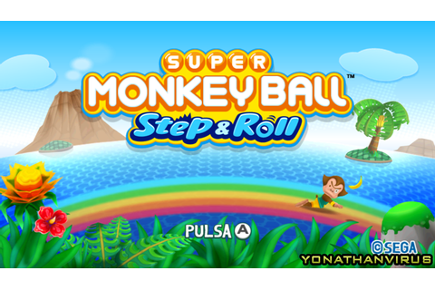 [Mi subida] Super Monkey Ball: Step And Roll [Convertido ...