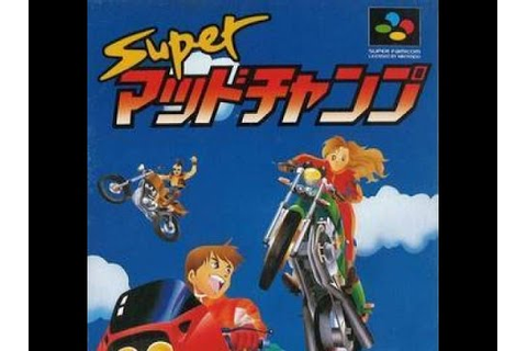 [Direct-Play] Super Mad Champ [SNES] - YouTube