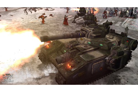 Warhammer® 40,000™: Dawn of War® – Winter Assault ...