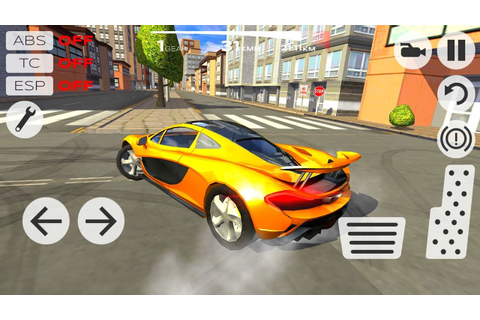 Extreme Car Driving Simulator - Best Android Games - YouTube