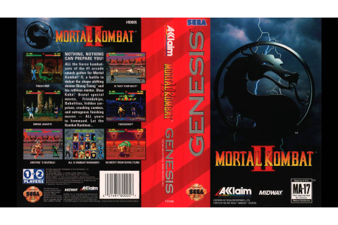 Mortal Kombat II (World) [Hack by Smoke v0.70] (~Mortal ...