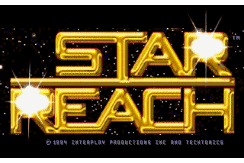 Download Star Reach - My Abandonware