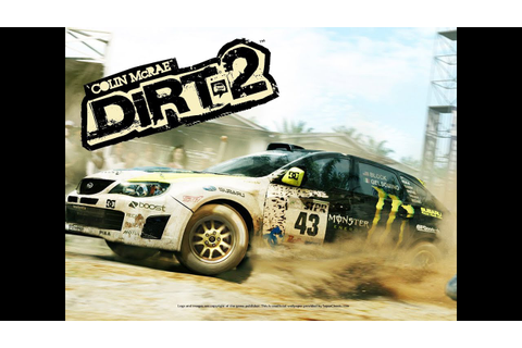 Colin McRae: DiRT 2 - Cars - YouTube