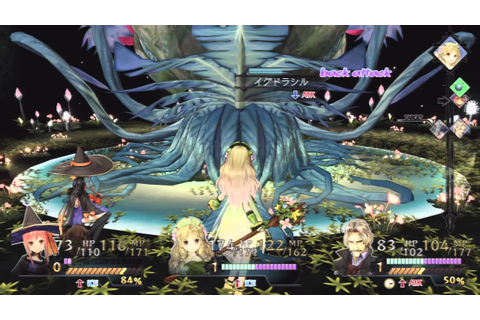 JRK's RPGs » Playstation 3 » Atelier Ayesha: The Alchemist ...