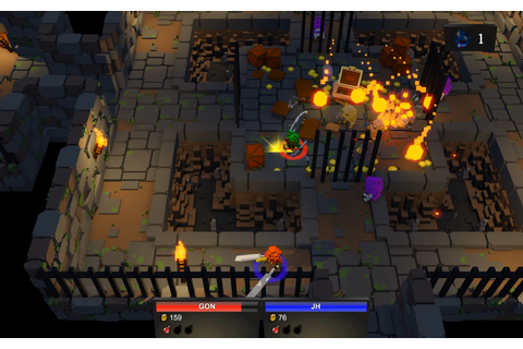 Deep Dark Dungeon - Tai game | Download game Hành động