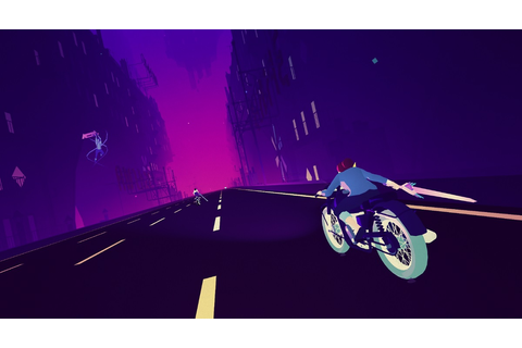 Sayonara Wild Hearts hands-on preview -- Playing a pop ...