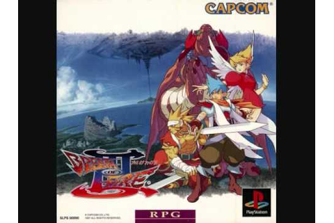 [05] Do Your Best! • Breath of Fire III (3) Original Game ...