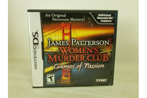 James Patterson: Women's Murder Club - Games of Passion ...