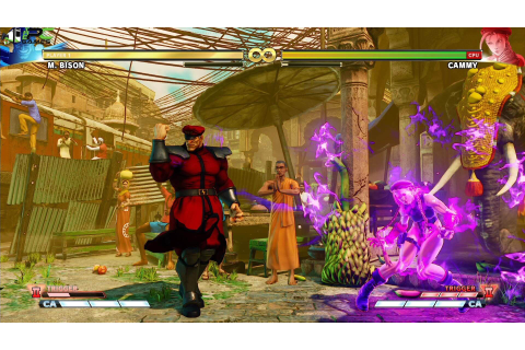 Street Fighter V Arcade Edition PC Game Free Download+Updates