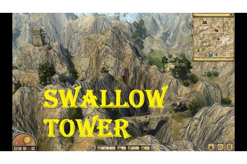 Legends of Eisenwald - Swallow Tower - Cause a Landslide ...