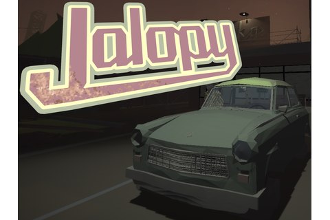 Jalopy Launch Date Announced news - Indie DB