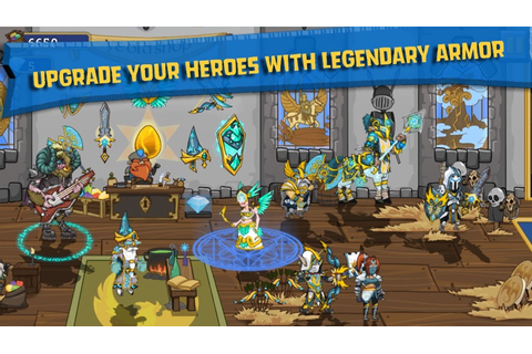Legendary Wars by Liv Games