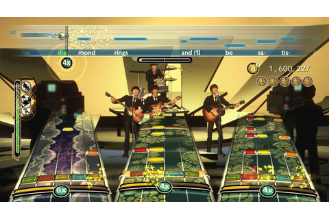 The Beatles: Rock Band Review - Gaming Nexus