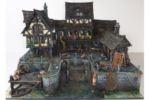 Stunning Work From The Winners Of Tabletop World's ...