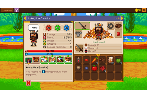 Knights of Pen and Paper 2 Review | Reviews | The Escapist