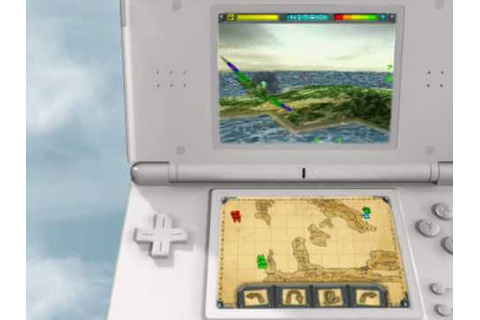 Allied Ace Pilots Nintendo DS trailer - YouTube
