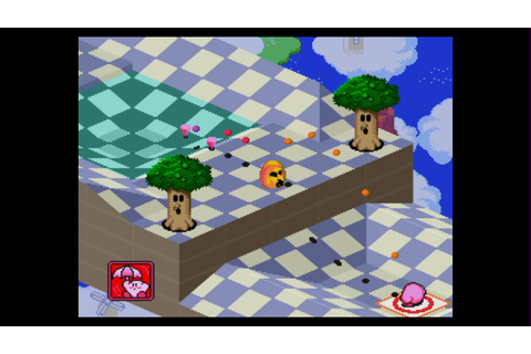 Super NES Retro Review: Kirby's Dream Course | USgamer