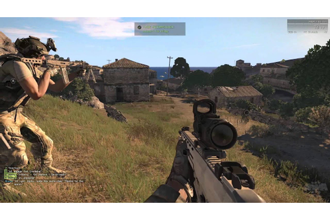Arma III - Mission 1: Infantry Showcase (Gameplay ...