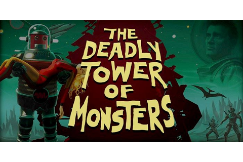 The Deadly Tower of Monsters Review - Pixelrater