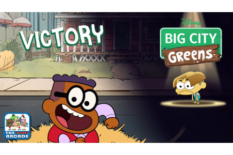 Big City Greens: Big City Battle! - Attempting Challenge ...