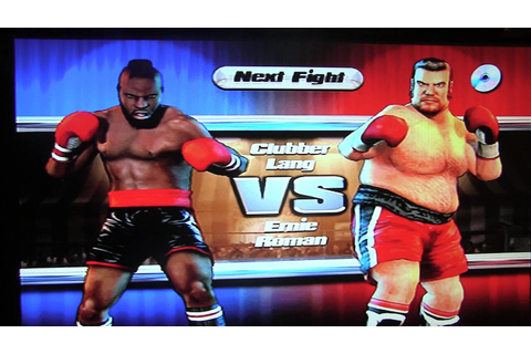 Rocky Legends Clubber Lang storyline PT 1 - YouTube