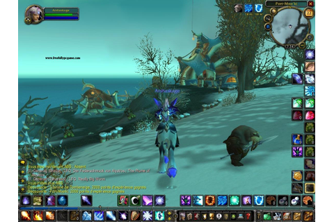 World of Warcraft Wrath of the Lich King Pc Game Free ...