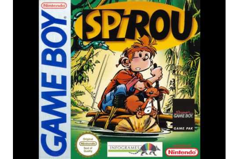 Spirou GB OST - Metro - YouTube