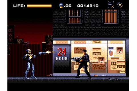I LOVE: Robocop VS Terminator | BornToPlay. Blog de ...