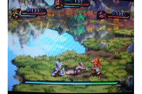 Legend of Mana - Gameplay - YouTube