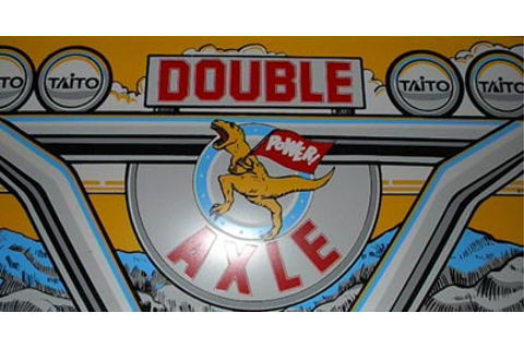 Double Axle - Videogame by Taito