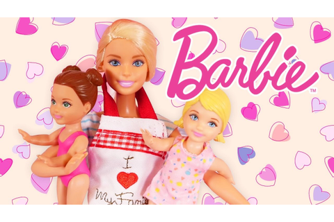 Barbie Games for Girls with Barbie Doll in Barbie House ...