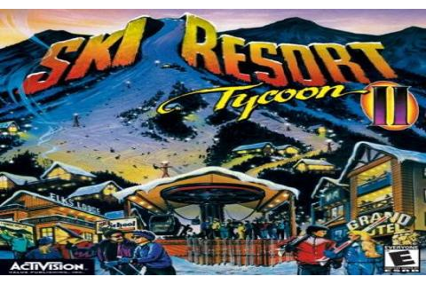 Ski Resort Tycoon II download PC