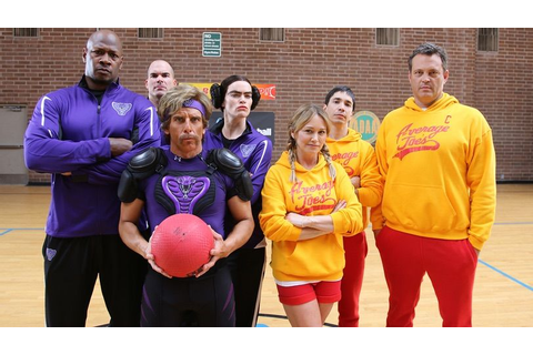 Dodgeball Charity Event Let's You Play With/Against Ben ...