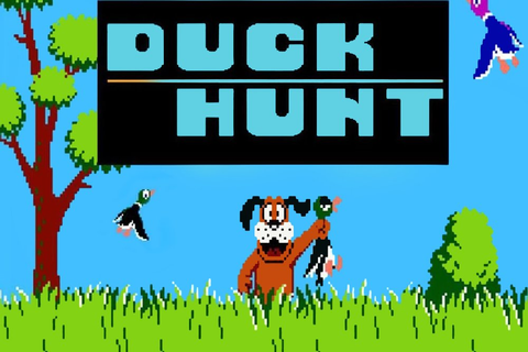 How Did Duck Hunt Work?