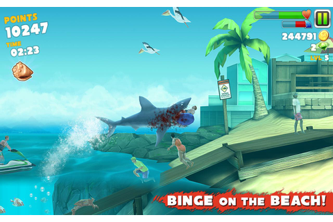 Play {Hungry Shark Evolution} on PC Online (full version ...